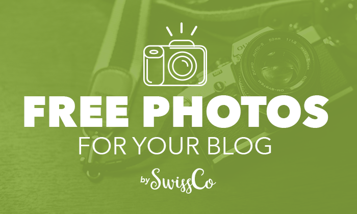 Free Photos for your blog by SwissCo